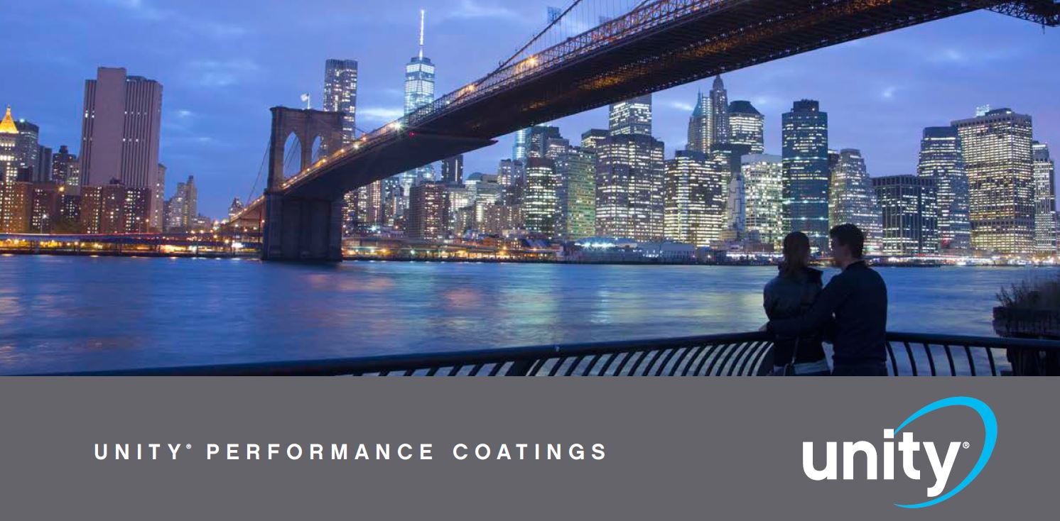 Unity Performance Coatings to be retired October 9, 2019